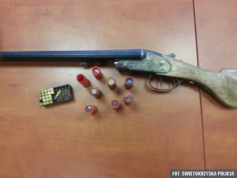 Nielegalna broń myśliwska i amunicja (2)