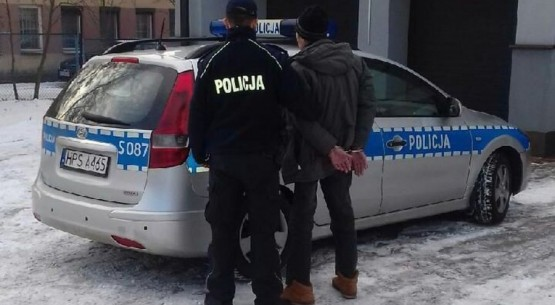 Nielegalny arsenał, KMP Kielce (1)