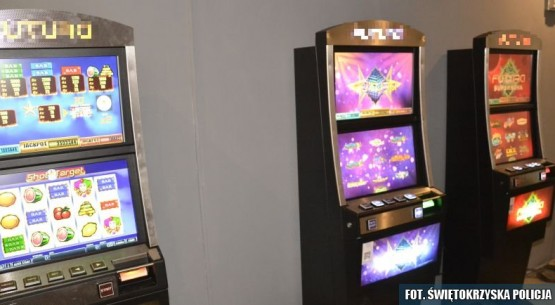 Nielegalne automaty do gier, Jędrzejów (3)