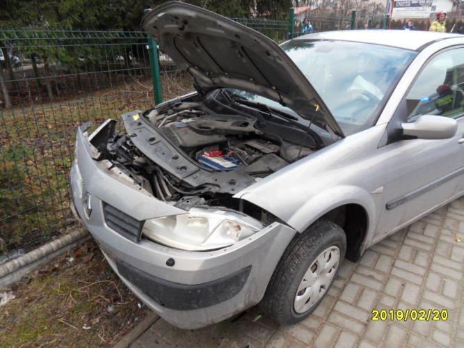 Zderzenie aut, Busko (3)