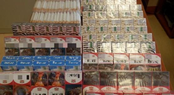 Nielegalne papierosy, Pińczów