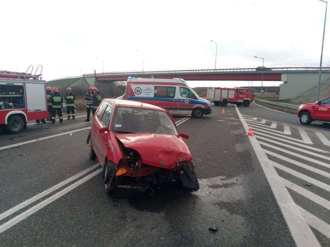 Wypadek, Pińczów (2)
