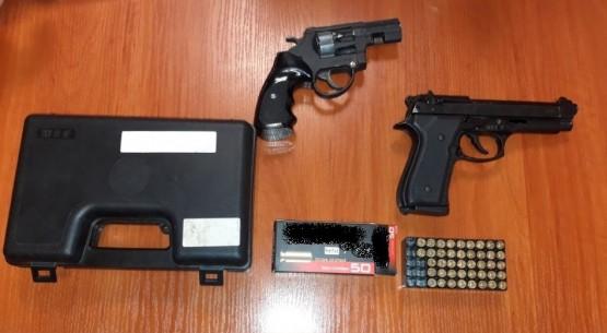 67-latek posiadał broń bez zezwolenia 01