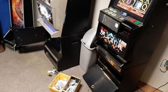 Nielegalne automaty do gier, Skarżysko (2)