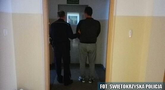 Poszukiwany kolega trafi do więzienia
