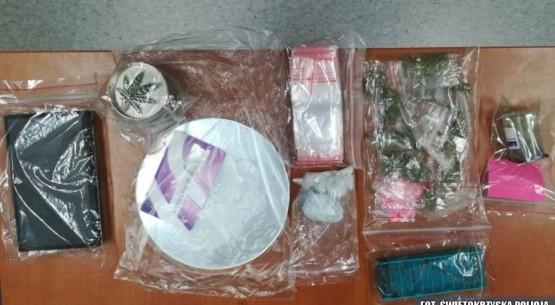 Trzymali narkotyki w lodówce (1)