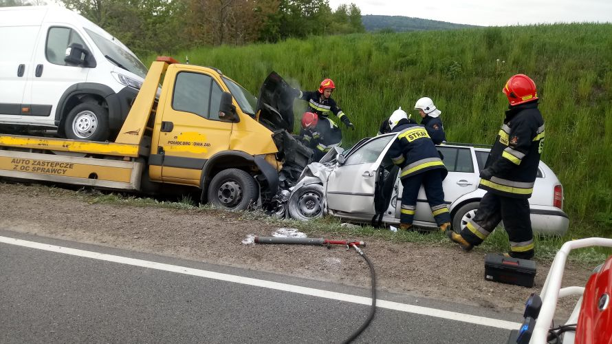 Wypadek w Piórkowie (3)