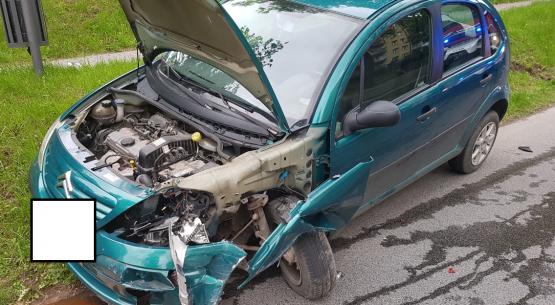 Zderzenie aut w Sandomierzu (3)