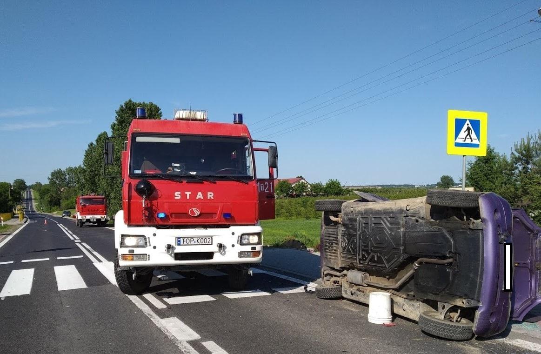 Śmiertelny wypadek w Kurowie (5)