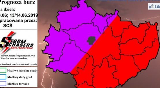 Storm Chasers powiat konecki