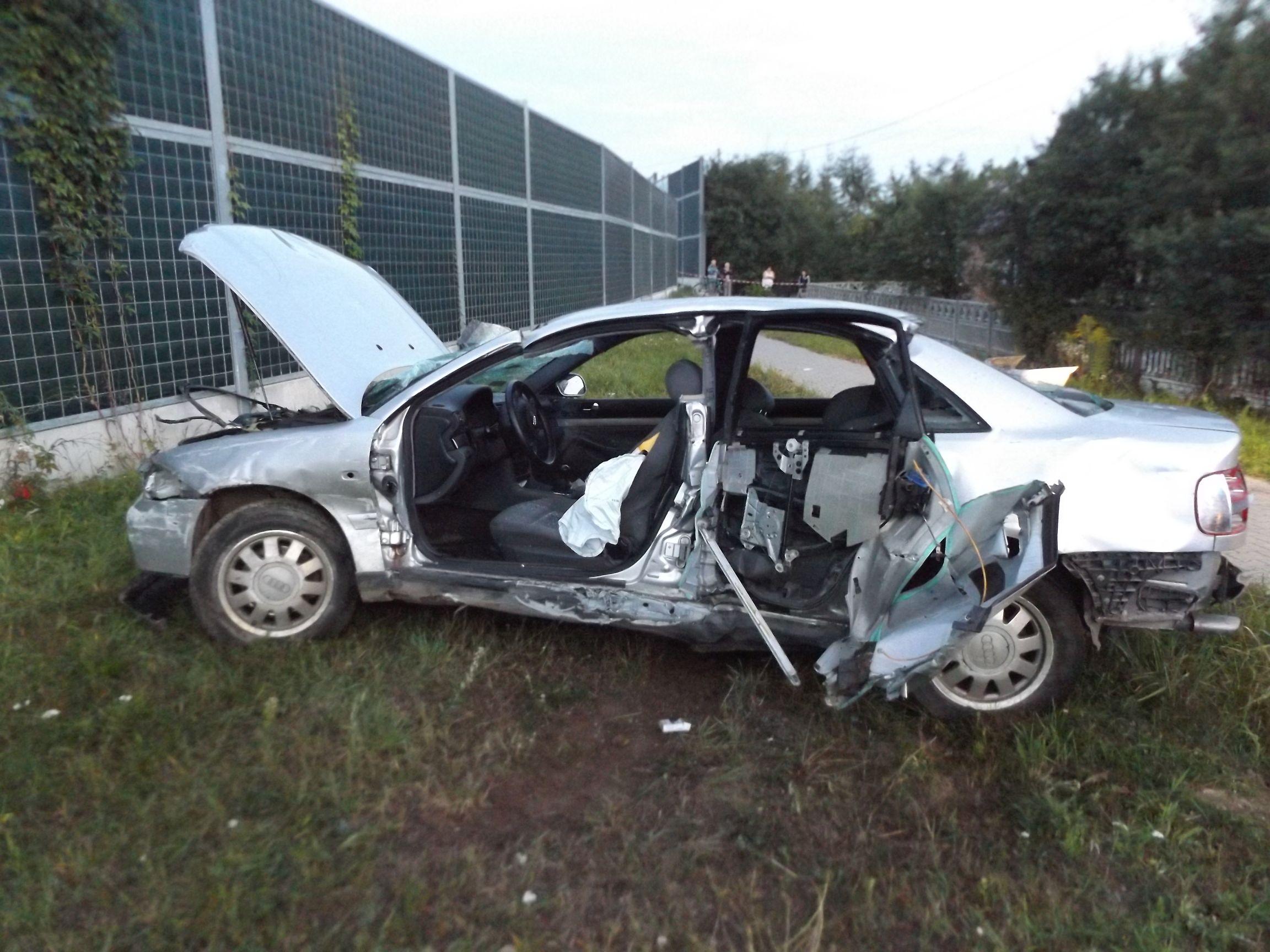 Śmiertelny wypadek w Promniku (2)