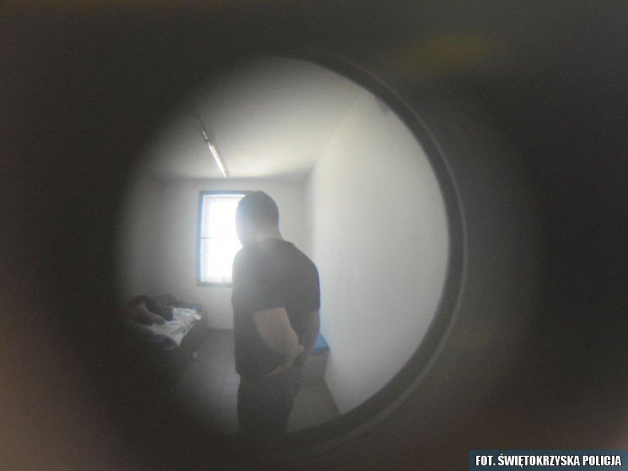 Poszukiwał go białostocki sąd wpadł w Kielcach