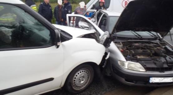 Wypadek w Koprzywnicy (1)