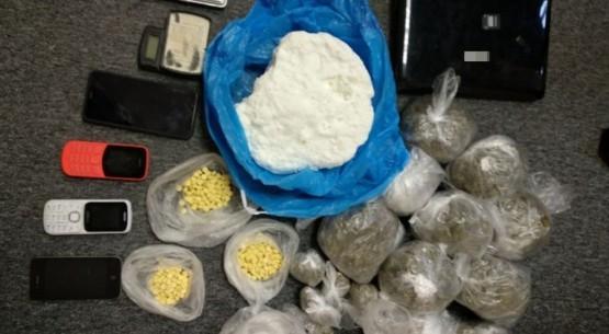 26-latek zatrzymany z olbrzymią ilością narkotyków 02