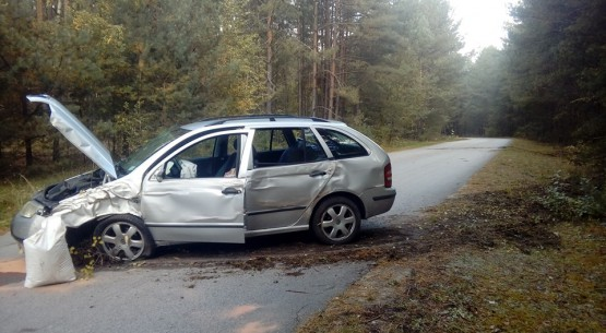 Wypadek w Kozłowie (1)