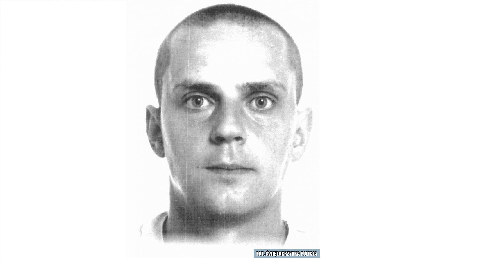 Zaginiony Tomasz Furmańczyk