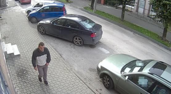 Okradł pacjentkę. Poszukuje go policja (2)