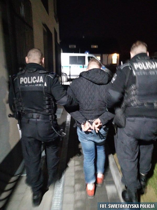 3 MIESIĘCZNY ARESZT ZA UCIECZKĘ PRZED POLICJANTAMI (3)