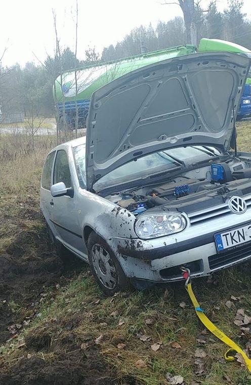 Dachowanie auta, Serbinów