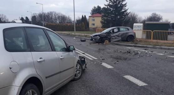 Wypadek, Sandomierz (1)
