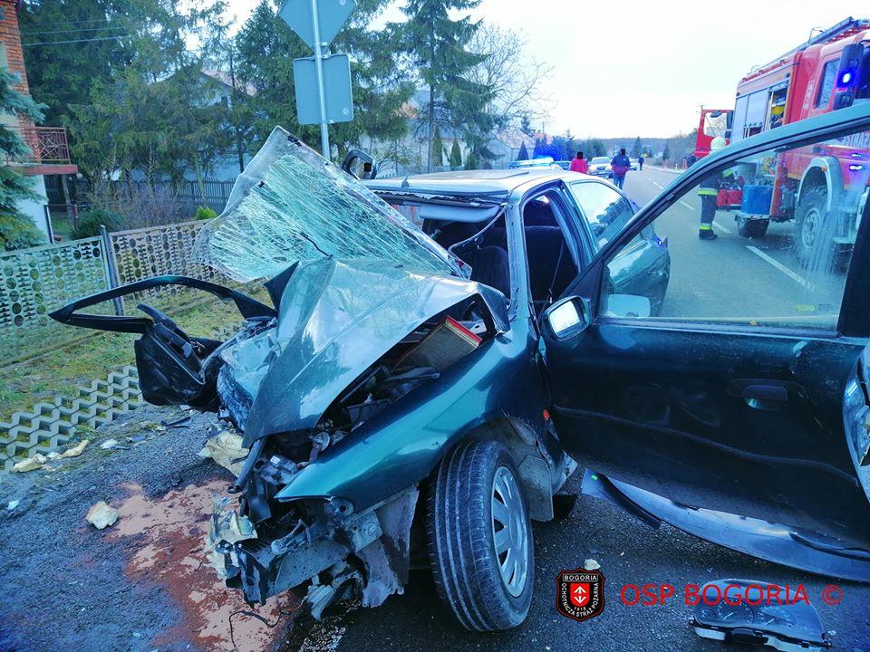 Śmiertelny wypadek, Staszów (3)