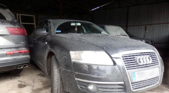 Auto z kłopotami (2)