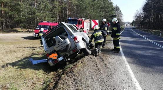 Wypadek w Wyszynie Fałkowskiej (1)