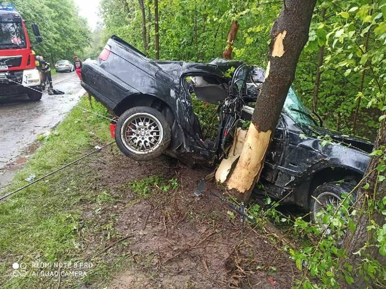 Śmiertelny wypadek w Ostrowcu (2)