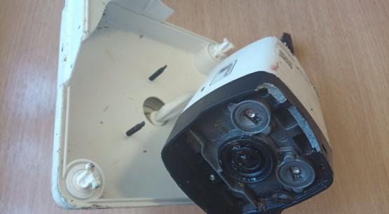 Uszkodzone kamery Pińczów (1)