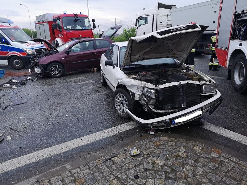 Wypadek, Ostrowiec Świętokrzyski (3)