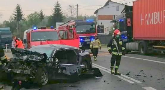 Wypadek, Starachowice