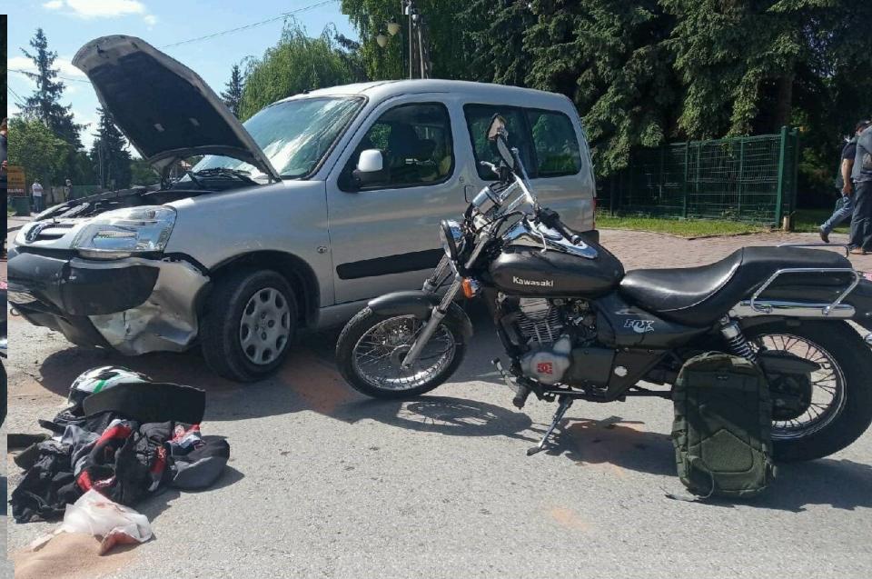 Wypadek w Jędrzejowie (1)