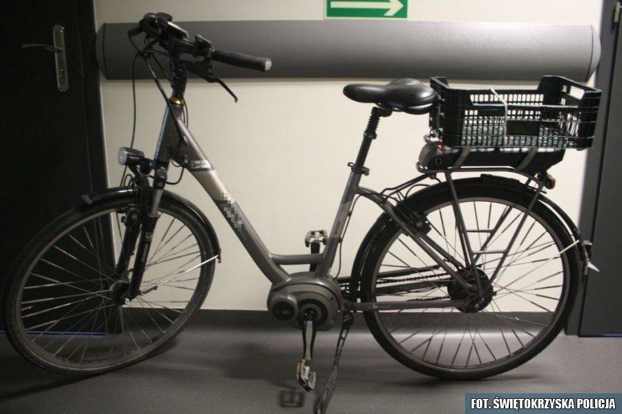 Ukradł rower (2)