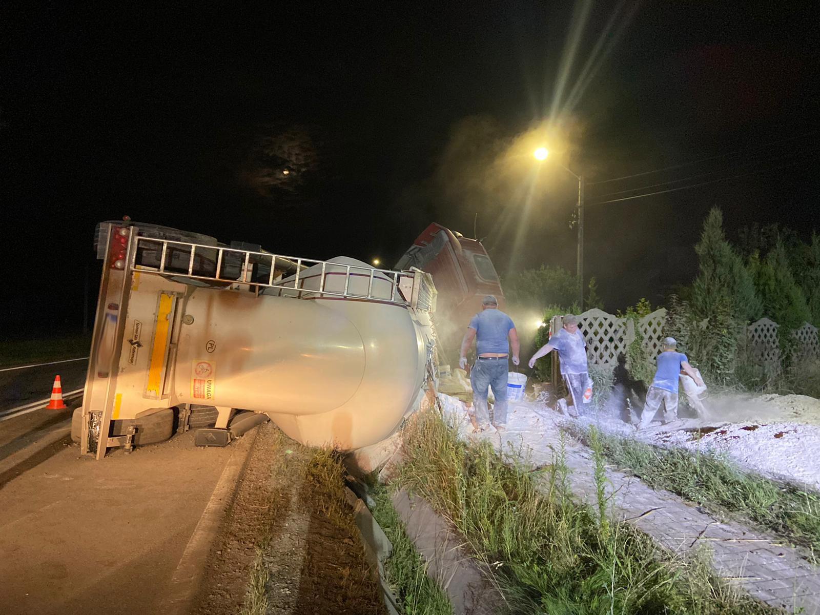 Wypadek, gmina Bieliny (3)