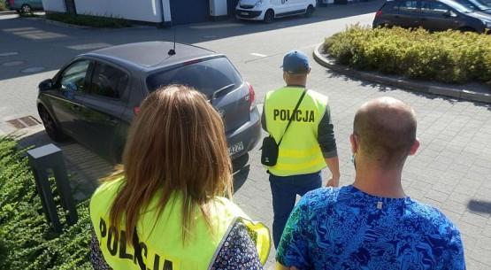Policja zatrzymałą 30-latka 2