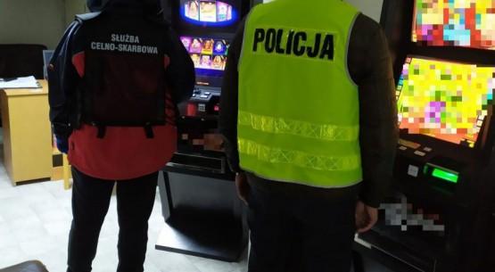 Nielegalne automaty do gier, Pacanów (1)