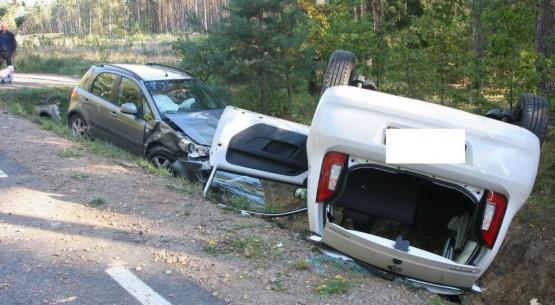 Wypadek-na-DK-42-między-Końskimi-a-Kazanowem-05-1024x682