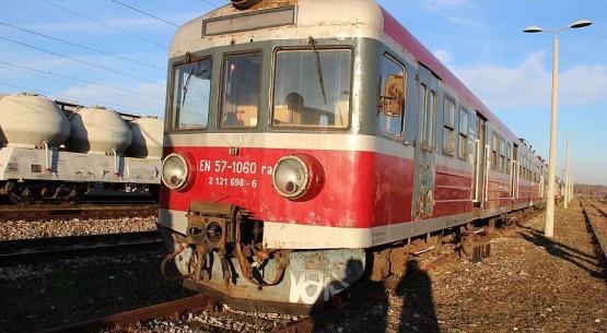 Okradł pociąg (2)