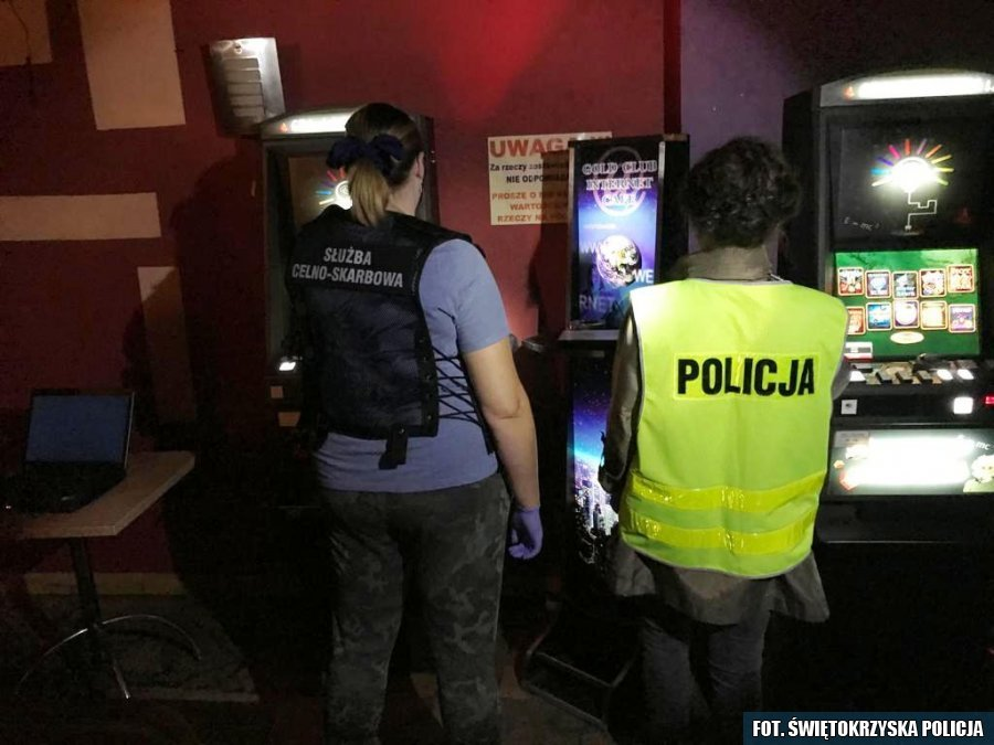 Automaty do gier Jędrzejów