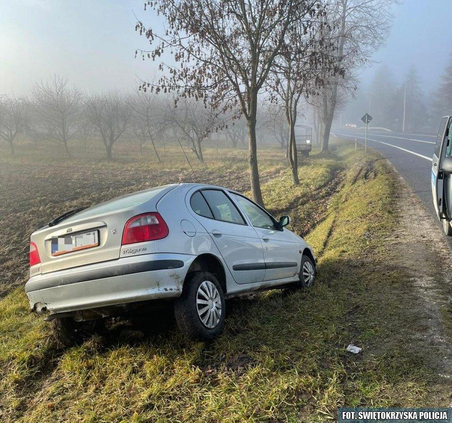 Załoga karetki zatrzymała pijanego kierowcę